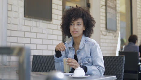 Curly-woman-with-coffee