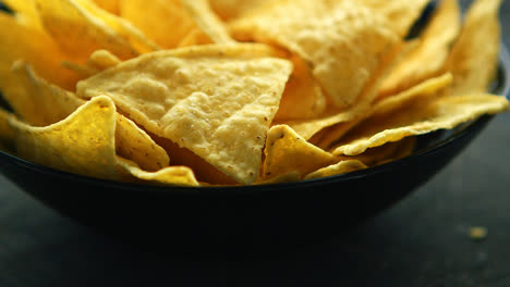 Closeup-of-golden-chips