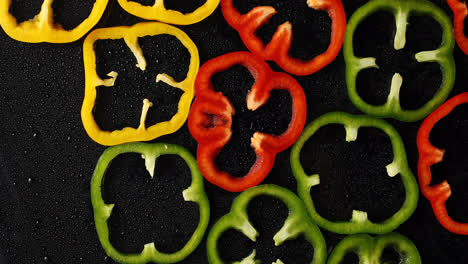 Colorful-slices-of-pepper