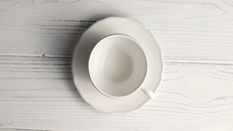 Empty-cup-with-saucer