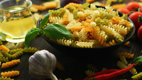Big-bowl-of-macaroni-and-vegetables-