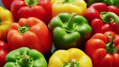 Bunch-of-bright-bell-peppers