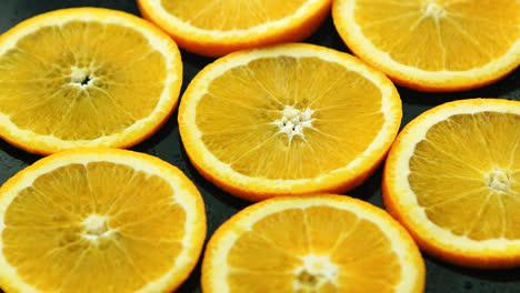 Arrangement-of-orange-circles