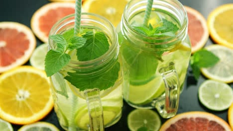 Glasses-of-citrus-lemonade