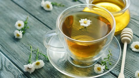 Closeup-of-cup-with-camomile-tea
