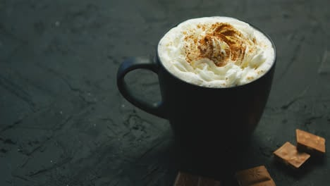 Mug-of-cacao-with-whipped-cream
