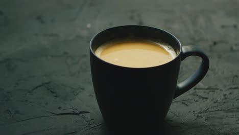 Tasse-Heißen-Kaffee