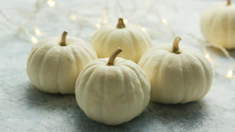 White-pumpkins-with-garland