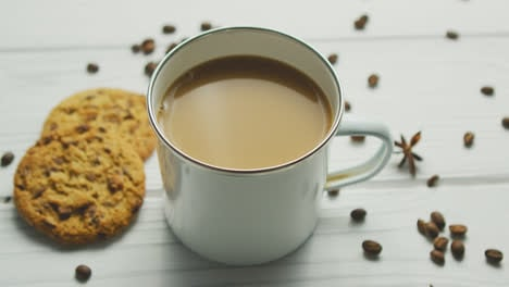 Mug-with-coffee-and-cookies