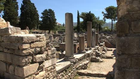 Roman-ruins-at-Salona-Croatia