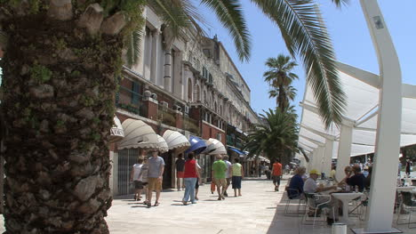 Diocletian-palace-and-waterfront-Split