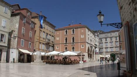 Plaza-in-Split-Croatia