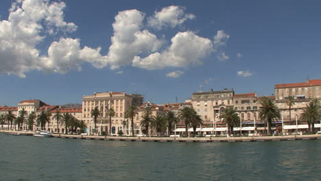 Croatia-Split-water-and-clouds