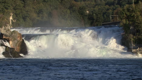 Switzerland-Rhine-Falls
