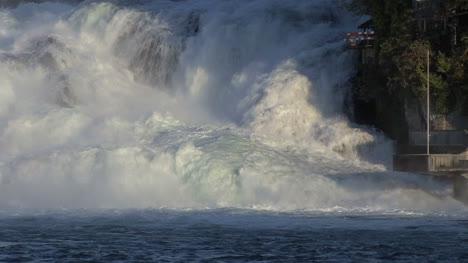 Switzerland-Rhine-Falls-white-water