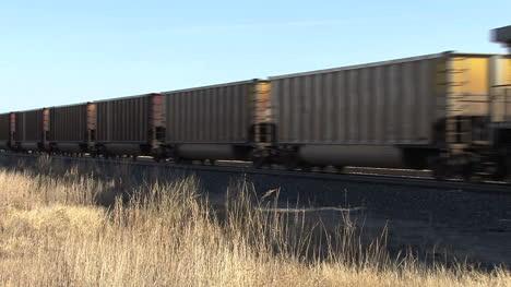 Nebraska-train-passes-by