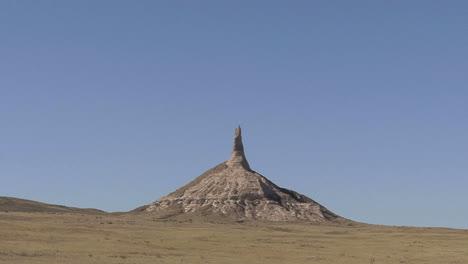 Nebraska-Chimney-Rock-Se-Acerca