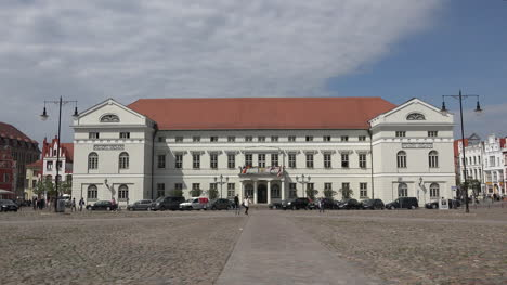 Germany-Wismar-city-hall