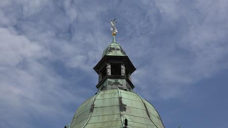 Germany-Wismar-carvings-on-waterworks-zoom-in