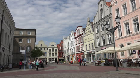 Germany-Wismar-view-of-buildings