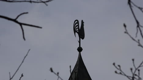 Germany-rooster-weather-vane