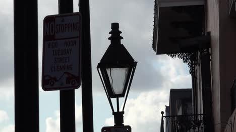 Luz-De-Calle-De-Nueva-Orleans