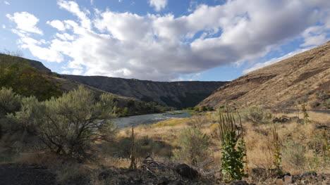 Oregon-view-of-Deschutes-River