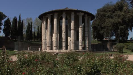 Roman-temple