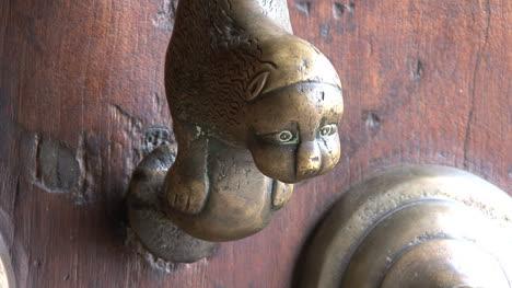 Antigua-door-knocker-Guatemala
