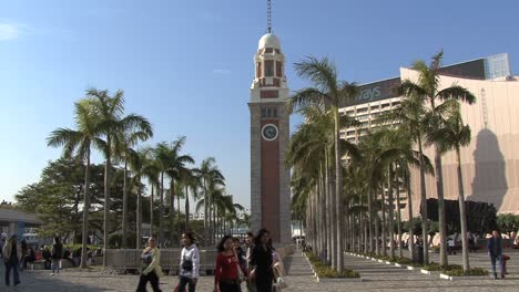Hong-Kong-clock-tower