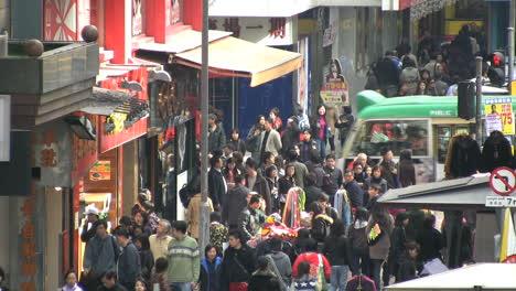 Multitudes-De-Hong-Kong