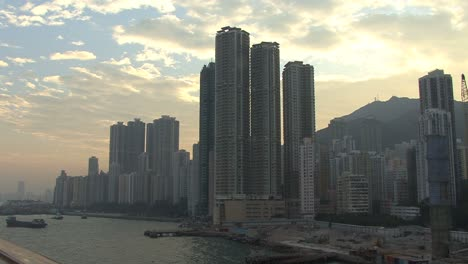 Hong-Kong-dawn