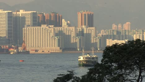 Hong-Kong-ferry-to-Kowloon