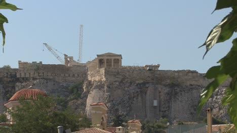 Partenón-De-Atenas-En-La-Acrópolis
