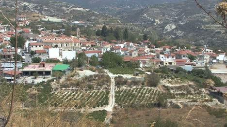 Cyprus-Omodos-village