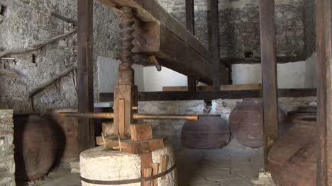 Cyprus-Omodos-wine-press
