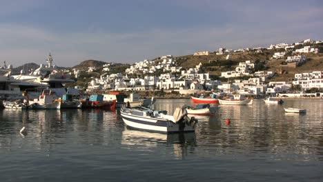 Mykonos-harbor