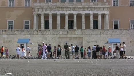 Parlamento-Helénico-De-Atenas
