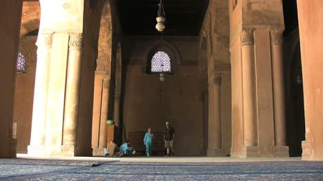 Egypt-Inside-Mosque-Cairo
