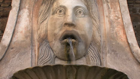 Rome-Fountain-mouth
