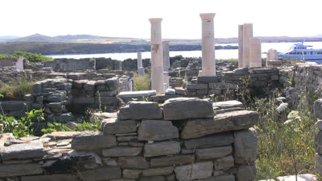 Greek-Antiquities-View-from-Delos-ruins