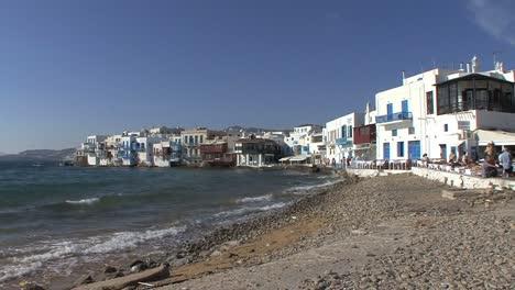 Mykonos-beach-and-houses