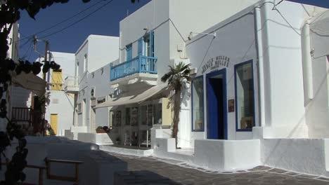 Mykonos-shops