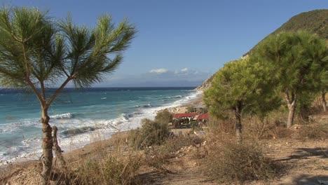 Pefkouia-Beach-on-Lefkada