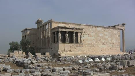 Erechtheum-temple-on-the-Acropolis-Athens
