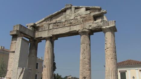 Athens-Doric-columns