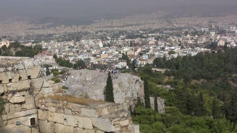 Atenas-Vista-Desde-La-Acrópolis