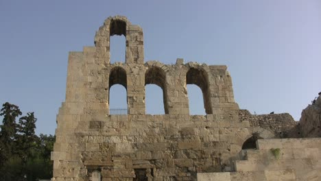 Athens-Ruins-below-the-Acropolis