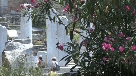 Greece-Athens-ruins