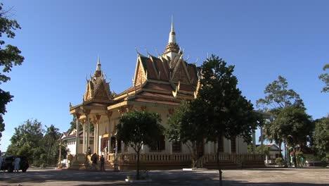 Cambodia-Buddhist-temple